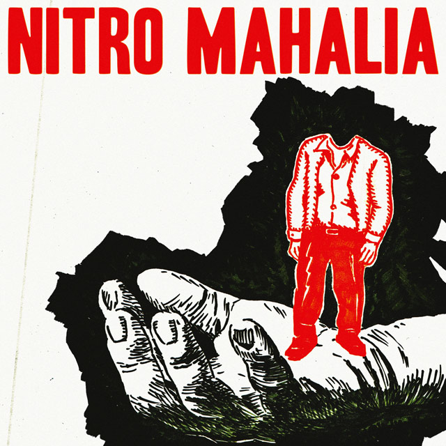 Nitro Mahalia - Album cover